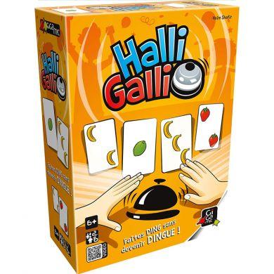"""<FONT size=""""5pt"""">Halli Galli NF - <B>18,00 €</B> </FONT>"""