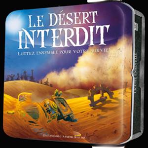"""<FONT size=""""5pt"""">Le desert interdit  - <B>29,90 €</B> </FONT>"""