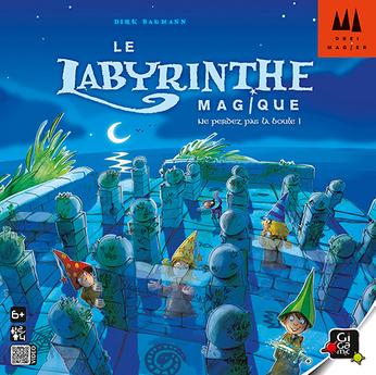 """<FONT size=""""5pt"""">Labyrinthe magique - <B>35,00 €</B> </FONT>"""