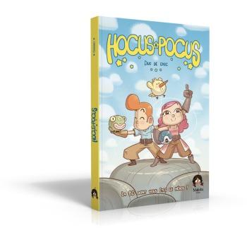 """<FONT size=""""5pt"""">Hocus Pocus BD Duo de choc - <B>19,90 €</B> </FONT>"""