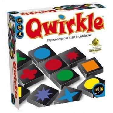 "<FONT size=""5pt"">Qwirkle - <B>34,50 €</B> </FONT>"