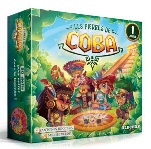 "<FONT size=""5pt"">Les Pierres de Coba - <B>15,00 €</B> </FONT>"
