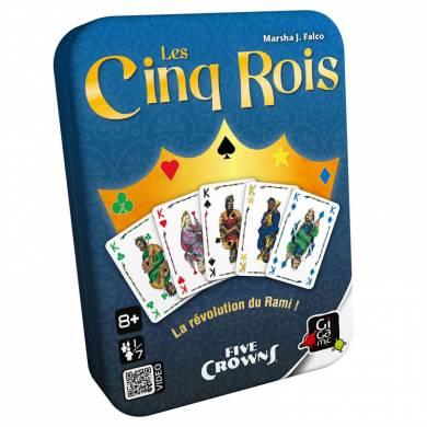 """<FONT size=""""5pt"""">Les Cinq Rois  - <B>14,00 €</B> </FONT>"""