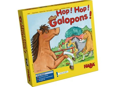 "<FONT size=""5pt"">Hop Hop Galopons - <B>20,50 €</B> </FONT>"