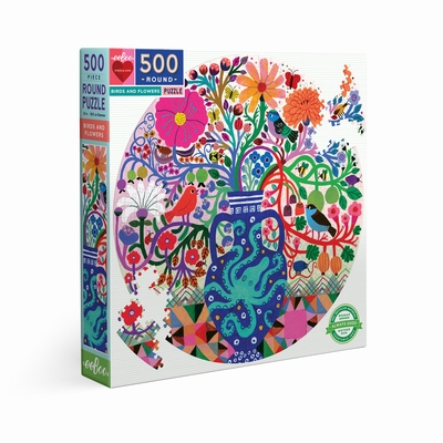 Puzzle Birds and Flowers - 22,90 €