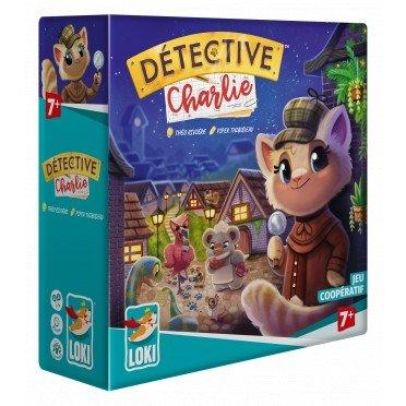 """<FONT size=""""5pt"""">Détective Charlie - <B>20,00 €</B> </FONT>"""