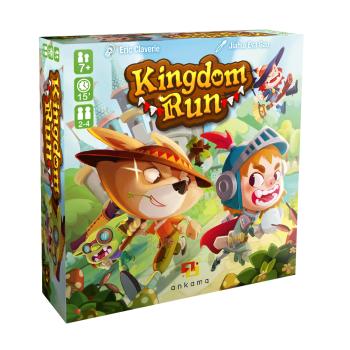 """<FONT size=""""5pt"""">Kingdom Run  - <B>15,00 €</B> </FONT>"""