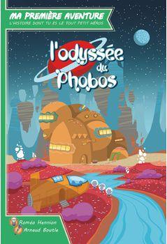 """<FONT size=""""5pt"""">L'Odyssée du phobos - <B>18,90 €</B> </FONT>"""