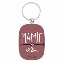"""<FONT size=""""5pt"""">Porte-clés Mamie câlin - <B>7,00 €</B> </FONT>"""