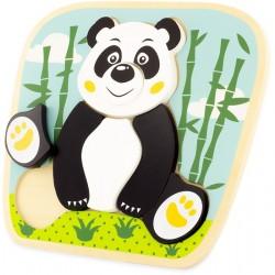 "FONT size=""5pt"">Puzzle Panda - <B>9,50 €</B> </FONT>"