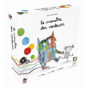 """<FONT size=""""5pt"""">Le Monstre des couleurs  - <B>29,95 €</B> </FONT>"""