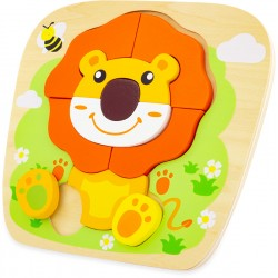 """<FONT size=""""5pt"""">Puzzle Lion - <B>9,50 €</B> </FONT>"""