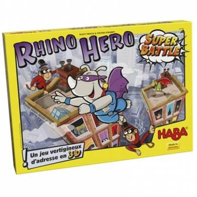 "<FONT size=""5pt"">Rhino Héro - <B>9,50 €</B> </FONT>"