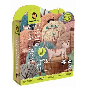 """<FONT size=""""5pt"""">Wonderful Puzzle Coucou - <B>16,00 €</B> </FONT>"""