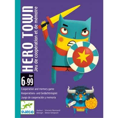 """<FONT size=""""5pt"""">Héro Town - <B>9,00 €</B> </FONT>"""