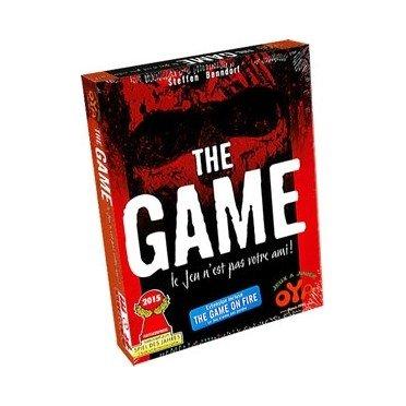 "<FONT size=""5pt"">The Game - <B>12,50 €</B> </FONT>"