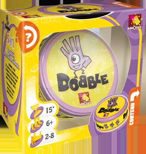 """<FONT size=""""5pt"""">Dobble - <B>17,00 €</B> </FONT>"""