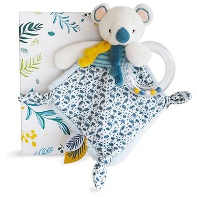 "<FONT size=""5pt"">Yoca le Koala Doudou hochet - <B>20,90 €</B> </FONT>"