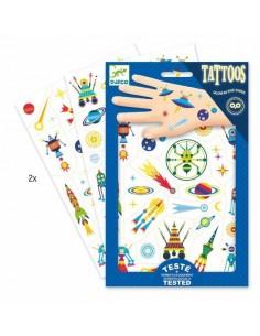 "<FONT size=""5pt"">Tatouages Space Oddity - <B>4,50 €</B> </FONT>"