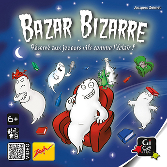 "<FONT size=""5pt""> Bazar Bizarre - <B>15.00 €</B> </FONT>"