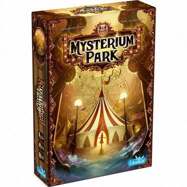 """<FONT size=""""5pt"""">Mystérium  Park- <B>23,50 €</B> </FONT>"""