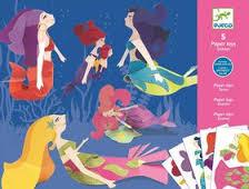 """<FONT size=""""5pt"""">Paper Toys Les Sirènes - <B>7,90 €</B> </FONT>"""