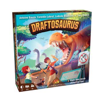 "<FONT size=""5pt"">Draftosaurus - <B>20,00 €</B> </FONT>"