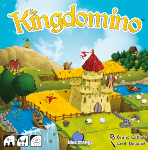 "<FONT size=""5pt"">Kingdomino - <B>20,00 €</B> </FONT>"