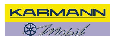 Fahrzeugspezifische Anhängerkupplung für Ihr Karmann Wohnmobil, Reisemobil.