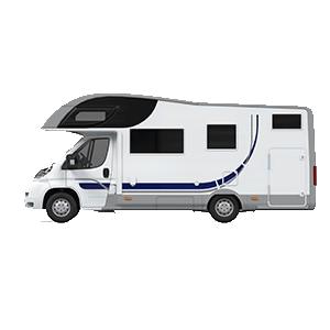 Fahrzeugspezifischer Elektrokabelsatz für Wohmobil und Reisemobil bei Italia Camper 24.