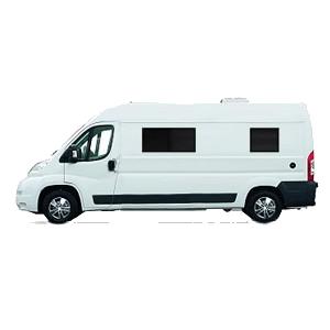 Fahrzeugspezifischer Elektrokabelsatz für den Kastenwagen bei Italia Camper 24.
