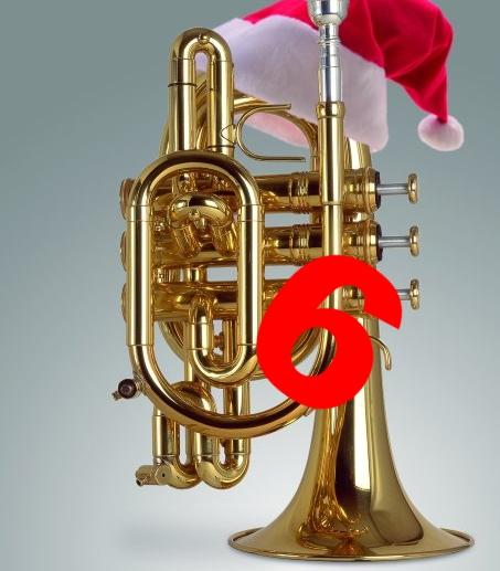 "06.12.: tajloro, ""Santas Trumpet"", CC-Lizenz (BY 2.0) http://creativecommons.org/licenses/by/2.0/de/deed.de"