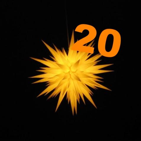 "20.12. jowelschen, ""Herrnhuter Stern"", CC-Lizenz (BY 2.0) http://creativecommons.org/licenses/by/2.0/de/deed.de"