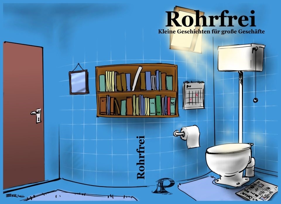 Rohrfrei - vergriffen