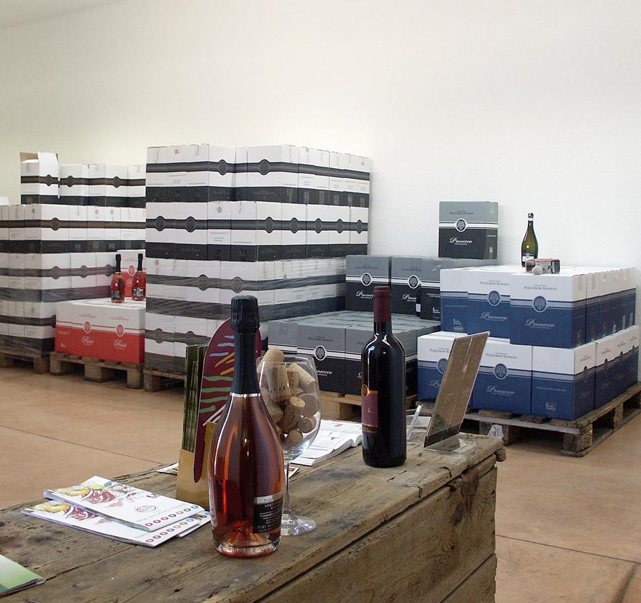 The wineyard