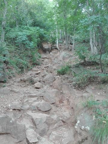 吾妻山登山