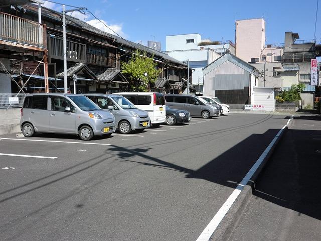 桐生本町4丁目 貸し駐車場 ワタナベパーキング 本町近く