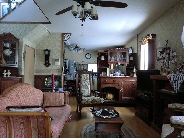 桐生市浜松町の中古戸建 一部イギリスアンティーク家具付き