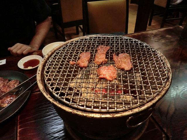 焼肉どんさん亭の焼き肉ランチ