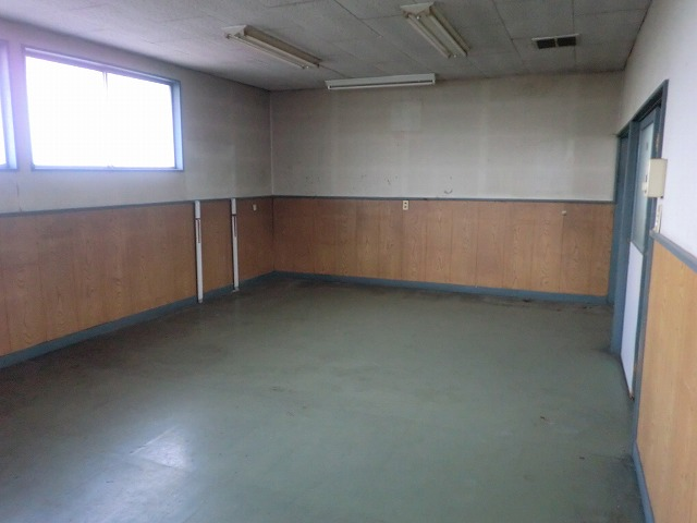 みどり市岩宿駅 貸し倉庫 資材置き場 二階部分写真