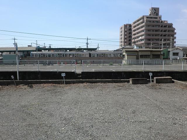 月極貸し駐車場 桐生市小曾根町10-11