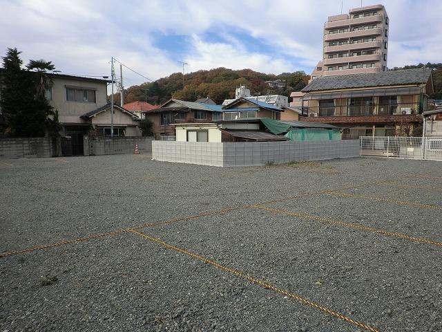 桐生駅前、ペアーレ桐生様向かいの月極貸し駐車場