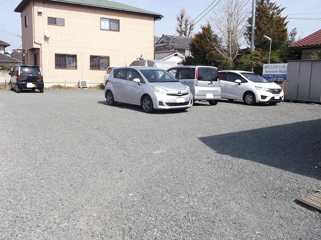 月極貸し駐車場 桐生市相生町2丁目807