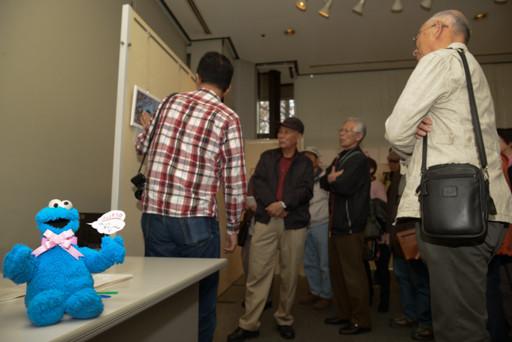 展示作品全62点について岩田先生がひとつひとつ講評をしていきます。