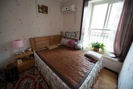 これはペイペイの部屋。吉見さんはここで寝ます。