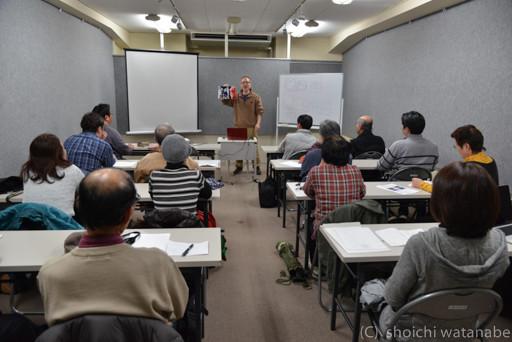 午後からの講義も満席で盛り上がりました!