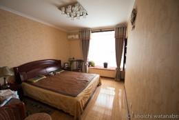 ご両親のお部屋。きれいです。