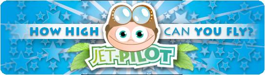 Jet-Pilot und Du bist voll da!