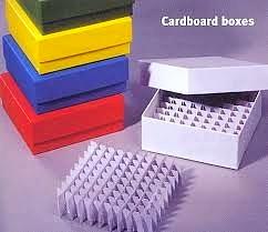 Criocajas de Cartón