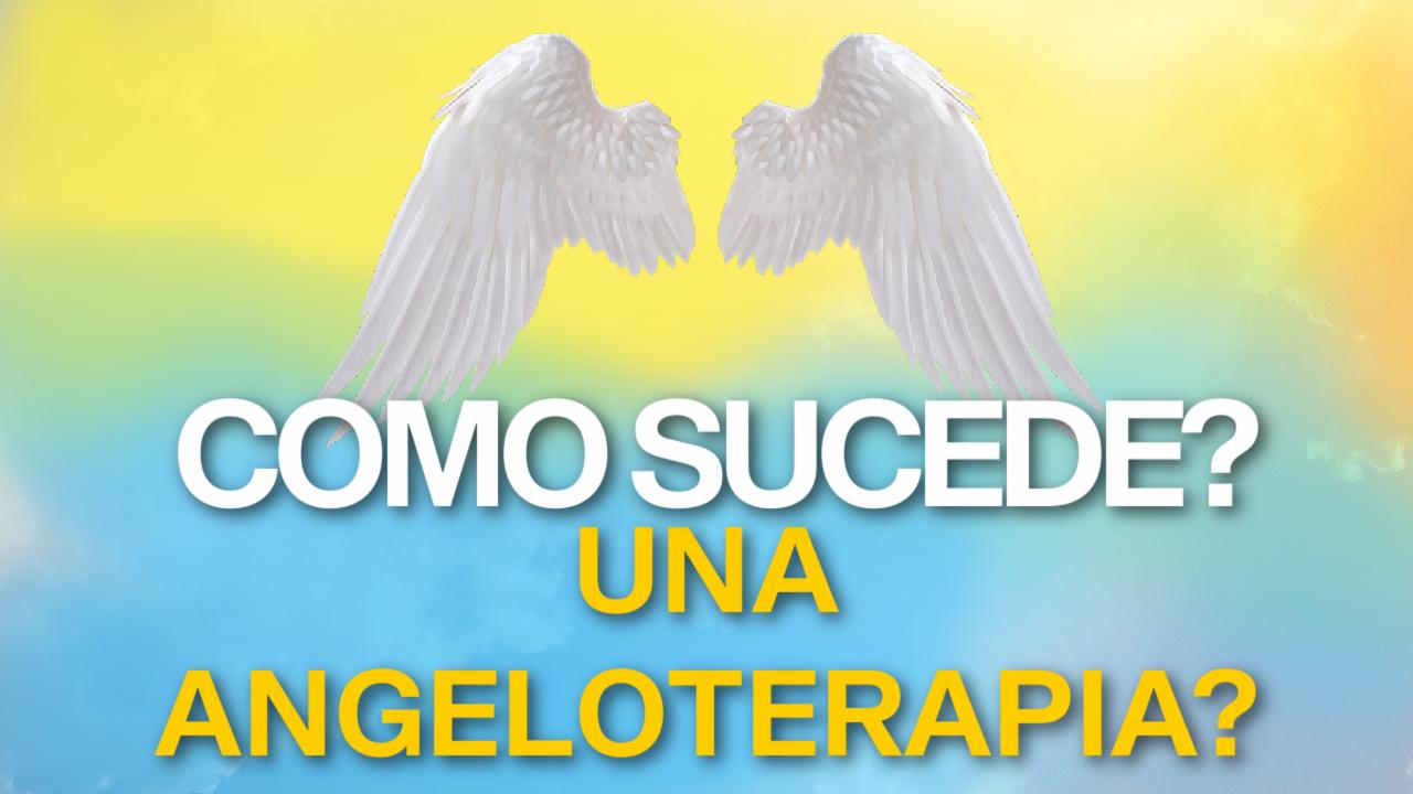 Angeloterapia O Terapia Angelical Que Es?